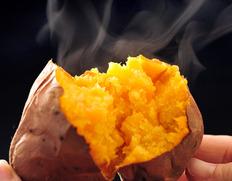 実測糖度45.3度!40日以上の長期熟成により甘さが増した当社限定の「安納紅芋」