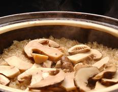 丹波摂津の松茸
