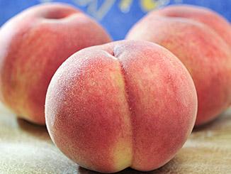 山梨県産「春日居の桃」の商品画像