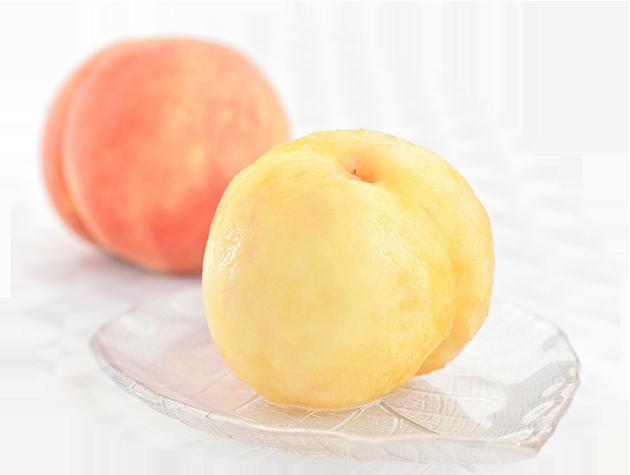 おいしい桃の画像