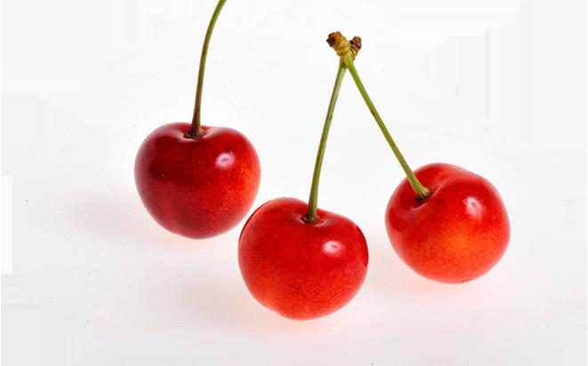 さくらんぼの美味しい食べ方の画像