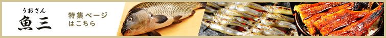 魚三の特集ページはこちら