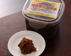 黒大豆100%味噌