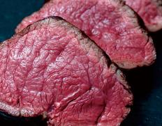 飛騨牛4等級 もも肉の超レア部位 ランプブロック 約500g