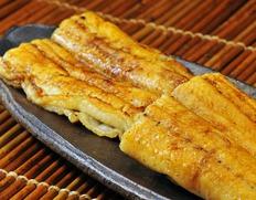 滋賀の魚三 鰻白焼き 蒲焼き