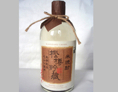 芙蓉酒造の米焼酎「樫樽貯蔵」 720ml