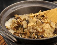魚政謹製 サザエたっぷり さざえご飯のもと 1袋(3合用)※冷凍