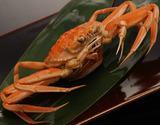 『茹でセコ蟹(こっぺ)』1杯 活けで250g級 丹後半島沖産  ※冷蔵の商品画像