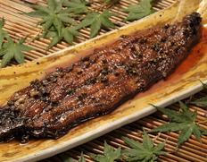 琵琶湖魚三『国産《養殖》鰻の山椒しぐれ煮』1尾 ※冷蔵