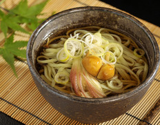 【のと野菜使用】中島菜手延うどん 3袋セット(1袋200g 約2人前)