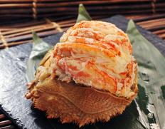 お箸で簡単に食べられる甲羅盛りの蟹!ズワイ蟹、イバラ蟹、毛蟹、せこ蟹をご用意、お歳暮にも!