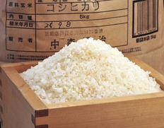 【平成30年度産】三重県産 中森さんの『伊賀米 コシヒカリ』5kg