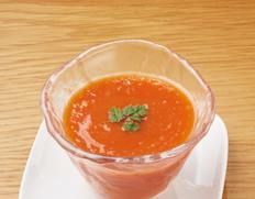 極甘フルーツトマトのポタージュ(一人前 120g) ※冷凍