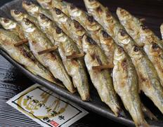 琵琶湖特産 本もろこの炭火焼き (5尾×5串) ※冷蔵