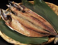 【大サイズを確約】館山が誇るピンピンの銀反り鯖の一夜干し(原魚で800gUPを使用) ※冷凍