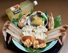 丹後魚政 松葉ガニ セコ蟹