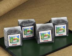 SALVIA COFFEE 本格ドリップギフトセット(サルビアブレンド、深煎り、ブラジルサントス、キリマンジャロ 各200g)