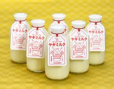 川添ヤギ牧場の「ヤギミルク」 高知県産 パスチャライズ・ノンホモ製法 500ml×6本 ※冷蔵