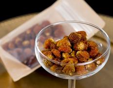 農薬・化学肥料不使用の食用ホオズキを低温乾燥!美味しさも栄養もそのまま凝縮した「ゴールデンベリー」