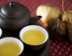 【9/25まで400円OFF】日本産マカ葉100%使用「プレミアムマカ茶」 15包入り