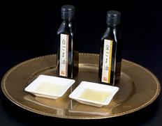 非焙煎・無ろ過 「生搾り ごま油 2種セット」 鳥取県産 白・金 各1本(110g) 化粧箱