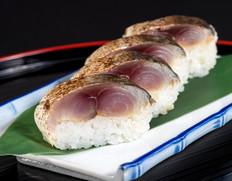 7/1(月)出荷 祇園にしむら『焼鯖寿司』1本 500g ※冷蔵