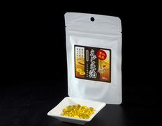 【定期購入】『富山県産えごま油100%カプセル』 1袋(450mg×60カプセル)【30日分】