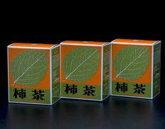 「柿茶®(柿の葉茶)」四国産 1L用ティーパック(4g×36袋)×3箱セット