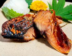 若狭地方の発酵食『鯖のへしこ』1本 ※冷蔵