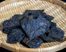 【まとめ買い】「碁石茶」 高知県大豊町産 100g(目安として30片前後)x6袋