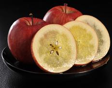 11/25〜30出荷 『こみつ(品種:こうとく)』青森県産りんご 約2kg(6〜9玉) ※常温