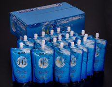 【定期購入】水素たっぷりおいしい水 [溶存水素濃度 1.2〜1.6ppm] 1ケース(300ml×20本) メロディアン