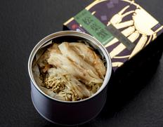 9月以降出荷 魚政 山陰産 松葉ガニ缶詰 1缶 「dad MATSUBAR」 ※常温