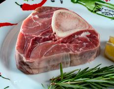初登場特価! 仔牛のオーソブッコ(グレインフェッド) 2枚(1枚あたり約200g)カナダ産 ※冷凍