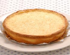 【ぱてぃすりー・ど・あん】チーズケーキ (18cm)