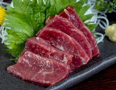 【熊本県肥育馬肉】『上馬刺し』 約200g ※冷凍